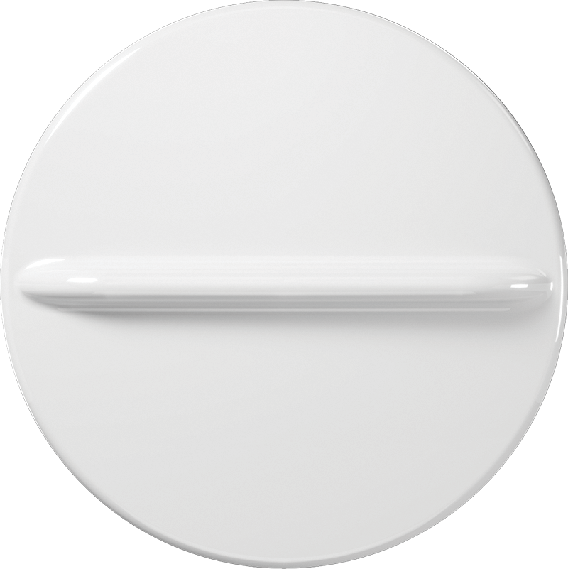 SPEYEGUARD Fixed Peephole Cover White